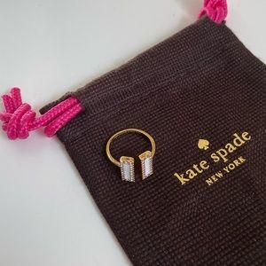 Kate Spade Raising the Bar Ring